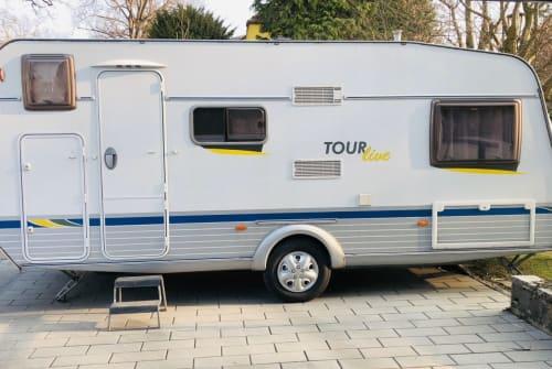 Caravan T.E.C. Family Tour in Haar huren van particulier