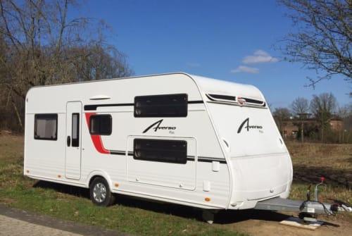 Caravan Bürstner GoCaravan in Bonn huren van particulier
