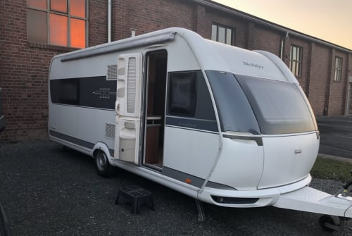 Caravan Hobby Wohni II in Pfungstadt huren van particulier