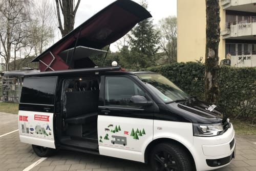 "Kampeerbus VW ""Spacy L"" in Stockach huren van particulier"