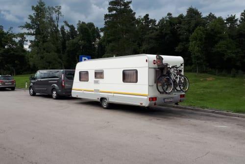 Caravan Bürstner Schetzi in Keutschach am See huren van particulier