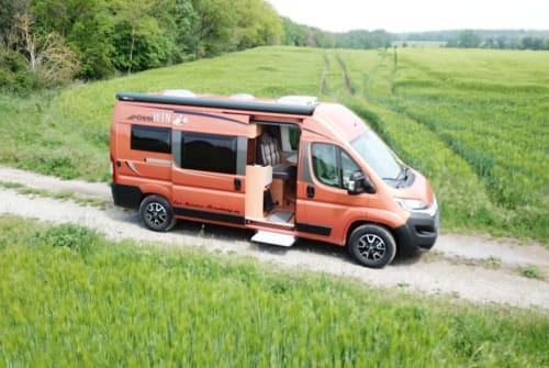 Buscamper Pössl Winnetou  in Bernburg huren van particulier