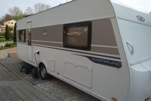 Caravan LMC Renti in Frankenthal huren van particulier