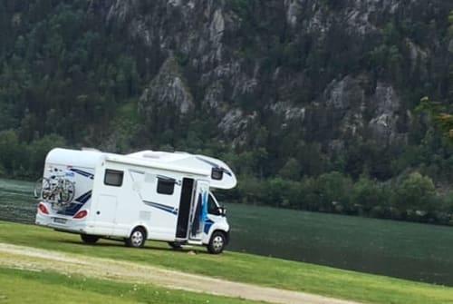 Alkoof Knaus Live Traveller in Chemnitz huren van particulier