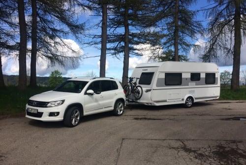 Caravan Tabbert Robinio in Oberstaufen huren van particulier