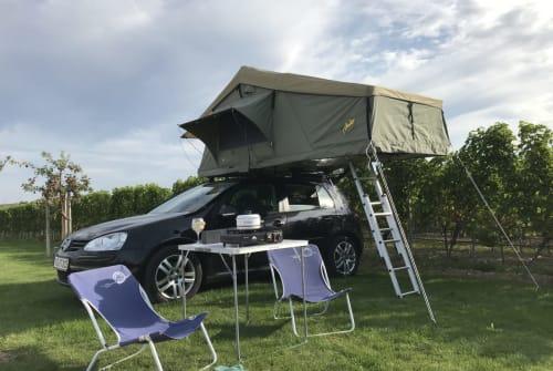 Overige VW Gordi Golf in Hamburg huren van particulier