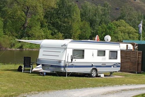 Caravan Fendt Breuberg_Camper in Babenhausen huren van particulier