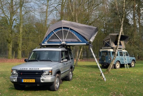 Overige Land Rover VAN HET PAD 03 in Barneveld huren van particulier