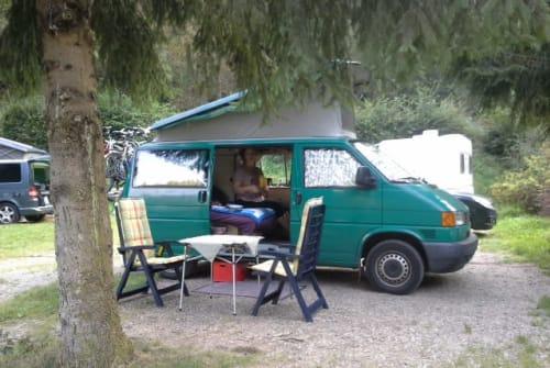 Kampeerbus VW Wilma in Mölln huren van particulier