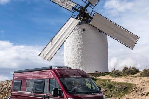 Buscamper Globecar Horsti in Bottrop huren van particulier