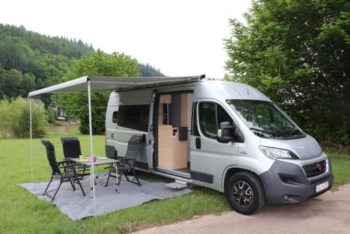 Buscamper Bürstner Elvis in Schönau huren van particulier