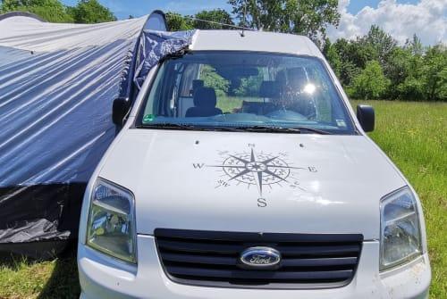 Kampeerbus Ford Willy in Hattenhofen huren van particulier