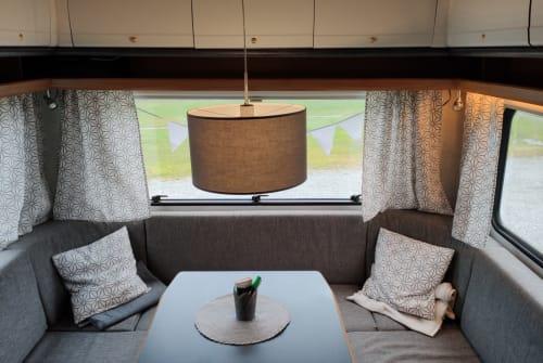 Caravan Wilk Fredi in Hameln huren van particulier