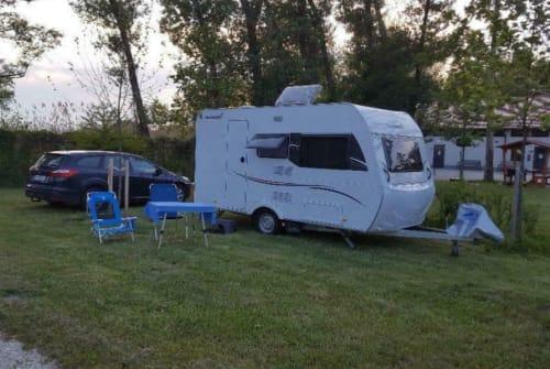 Caravan Sunlight Njoy  Sunlight in Kißlegg huren van particulier