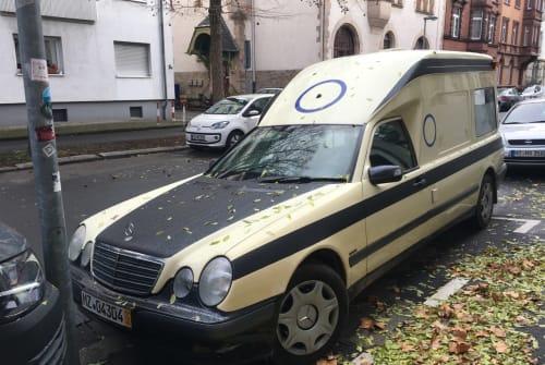 Overige Mercedes-Benz NoBulli in Mainz huren van particulier