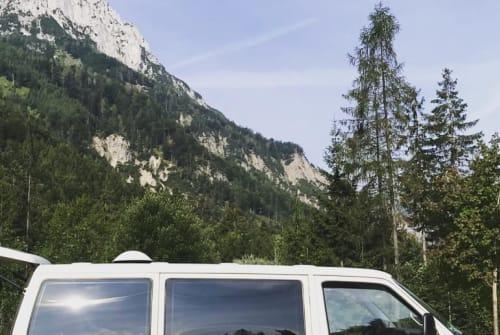 Kampeerbus VW Fred in Mainz huren van particulier
