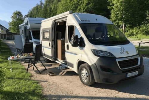 Buscamper Peugeot  Marylou in Ampfing huren van particulier