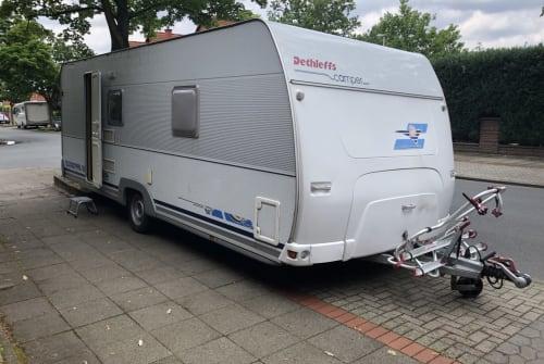 Caravan Dethleffs Dethleffs 560SK in Hannover huren van particulier