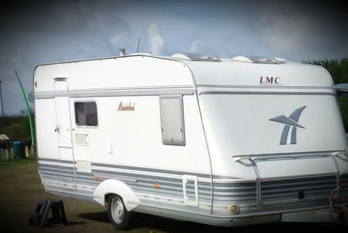Caravan LMC Münsterländer in Calden huren van particulier