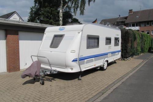Caravan Hobby Mein Hobby in Rheinberg huren van particulier