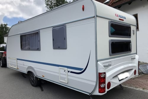 Caravan Adria Rocket in Petershausen huren van particulier