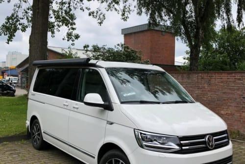 Kampeerbus Volkswagen Cultcamper 2 in Flensburg huren van particulier