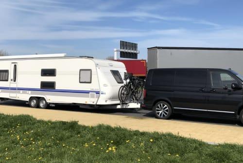 Caravan Hobby Dickschiff in Broderstorf huren van particulier