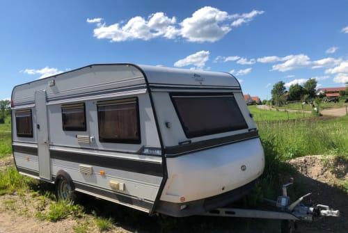 Caravan Hobby Caravan Hobby Wohnwagen in Donaueschingen huren van particulier