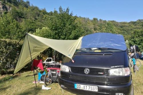 Kampeerbus VW Bernd Ullrich in Dresden huren van particulier