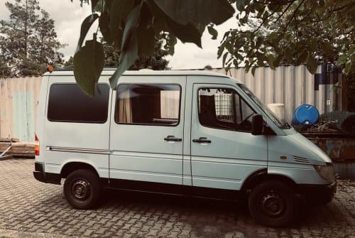 Buscamper Mercedes Benz  Funky G  in Mönchengladbach huren van particulier