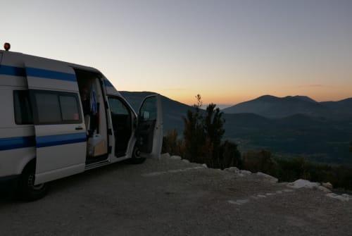 Kampeerbus Volkswagen Der Gute in Heidenau huren van particulier