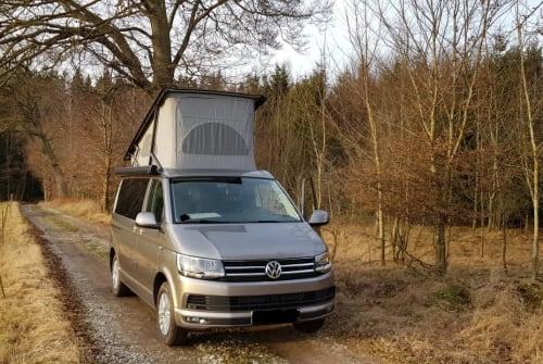 Kampeerbus VW Wilderer in Schwabhausen huren van particulier