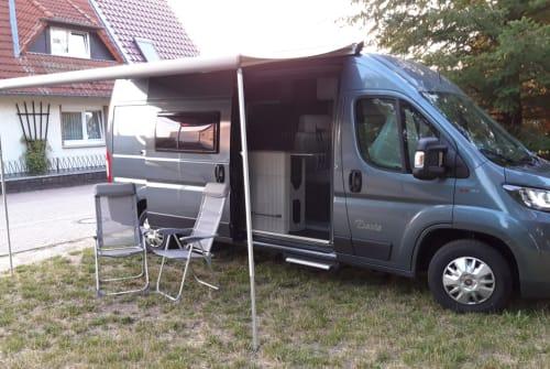 Buscamper Karmann Buddy in Salzwedel huren van particulier