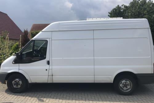 Buscamper Ford Rudi in Neubrandenburg huren van particulier