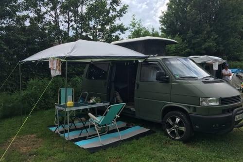 Kampeerbus VW Moby in Köln huren van particulier