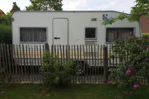 Caravan Knaus  Butschi in Kiel huren van particulier