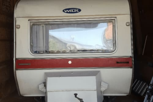 Caravan Wilk  Elli in Herford huren van particulier
