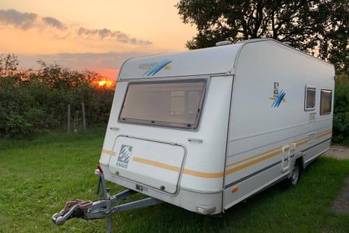 Caravan Knaus Südwind  Rudi in Schleswig huren van particulier
