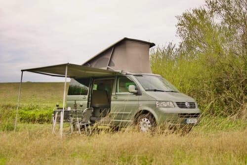 Kampeerbus VW VW California in Gelsenkirchen huren van particulier