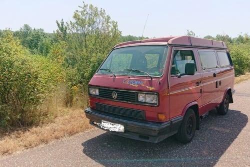 Kampeerbus VW Flip in Kerpen huren van particulier
