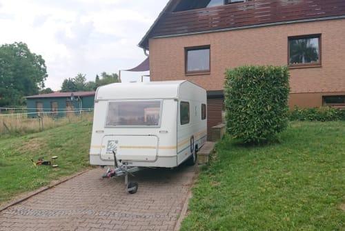Caravan Knaus Südwind Knausi in Coppenbrügge huren van particulier