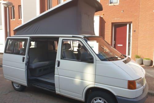 Kampeerbus VW VW T4 Westfalia in Utrecht huren van particulier