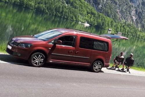 Overige VW Caddy Maxi DSG in Liesing huren van particulier