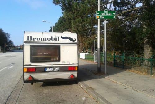 Caravan Hobby Bromobil in Cuxhaven huren van particulier