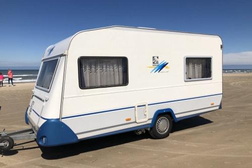 Caravan Knaus Wohnwagen in Schnaitsee huren van particulier