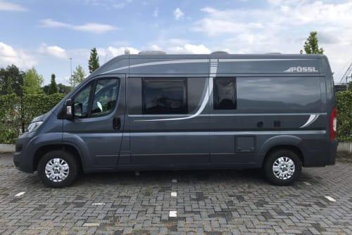 Buscamper Pössl Pössl  in Oldenzaal huren van particulier