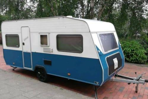 Caravan Knaus  RosaDojo in Cuxhaven huren van particulier