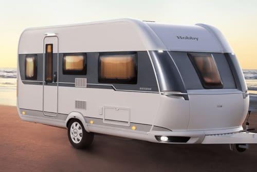 Caravan Hobby 470 UL in Grasbrunn huren van particulier