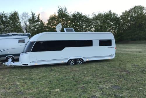 Caravan Hobby Dicke Berta  in Greifswald huren van particulier