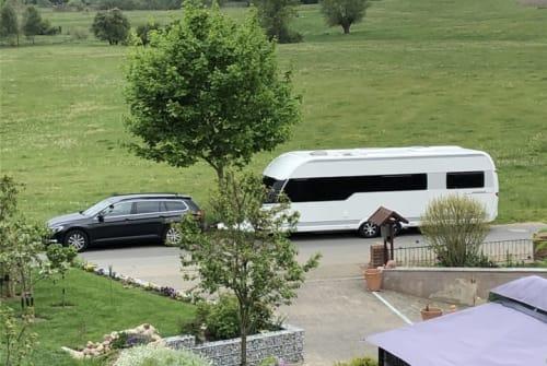 Caravan Hobby Premium Resort in Greifswald huren van particulier